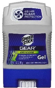 Mennen Speed Stick Mens Deodorant Gel - 3 oz.