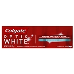 Colgate Optic White Enamel Toothpaste - 3.5 oz.