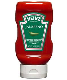 Pet Ketchup With Jalapeno - 14 Oz.