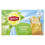 Lipton Fresh Brewed Green Iced Tea - 1 Gallon