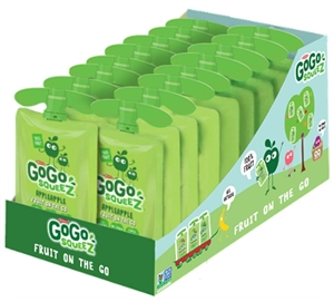 Gogo Squeez Appleapple Tray