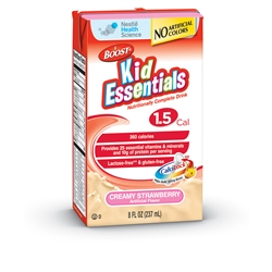 Kid Essentials Creamy Strawberry Tetra Brik Kid - 8 fl.oz.