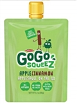 Gogo Squeez Apple Cinnamon Tray