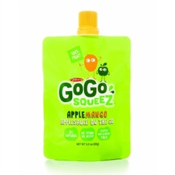 Gogo Squeez Apple Mango - 3.2 oz.