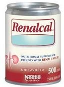Renalcal Unflavored Tetra Prisma - 250 ml.