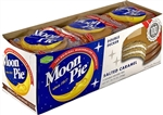 Salted Caramel Double Decker MoonPie - 2.75 oz.