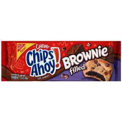 Chips Ahoy Brownie Filled Cookies - 3.7 oz.