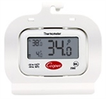 Digital Refrigerator Thermometer With Stand