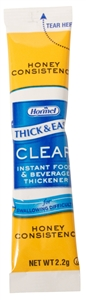 Thick and Easy Clear Sticks Honey - 2.2 Gram