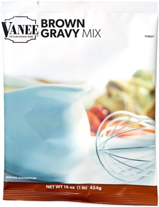 Brown Gravy Mix - 16 oz.