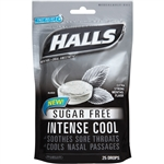 Halls Mentho Lyptus Cough Drops Extra Strong Sugar Free