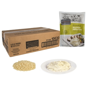 Brilliant Beginnings Recipe Ready Mashed Potatoes - 26 oz..