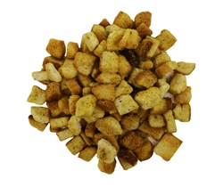 Whole Grain Country Cut Cheese and Garlic Crouton - 2.5 Pound