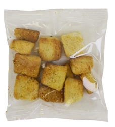 Whole Grain Country Cut Cheese Garlic Crouton - 0.5 oz.