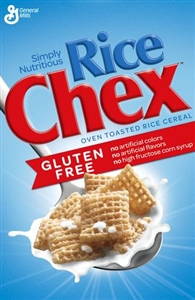 Rice Chex Cereal Gluten Free - 12 Oz.