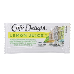 Lemon Juice Pouch - 4 Gr.