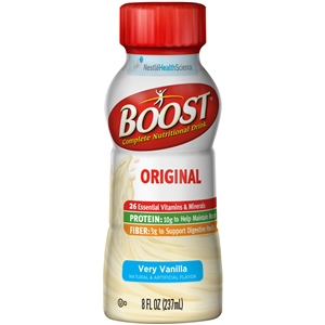 Nestle Boost Nutritional Beverage Ready To Use Prebio 1 - 8 Fl.oz.