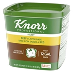 Knorr Beef Select Base - 1.99 Pound