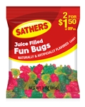 Sathers 2 Dollar 1.50 Fun Bugs - 3 oz.