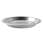 Deep Dish Aluminum 18 Gauge Pie Pan - 10.87 in. x 10 in. x 0.94 in.
