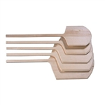 Wood Pizza Peel - 18 in. x 18 in.