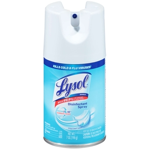 Clean Linen Disinfectant Spray - 7 oz.