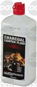 Charcoal Lighter - 32 oz.