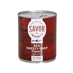 Sweety Drop Peppers 28 oz Cans