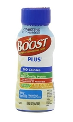 Boost Prebio Vanilla Nutritional Energy Drink - 8 Fl.oz.