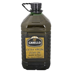 Extra Virgin Olive Oil Pet Plastic - 1 Gal.