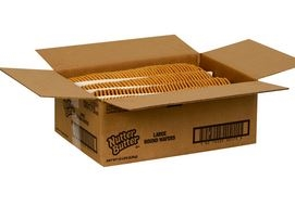 Nutterbutter Wafer Large Round