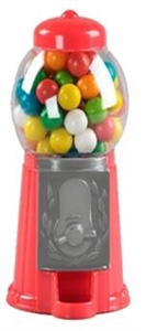 Gumball Machine Toy Bank - 1.4 Oz.