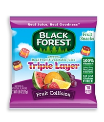 Black Forest Fruit Triple Layer Fruit Snack - 0.8 oz.