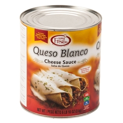 Muy Fresco Queso Blanco Cheese Sauce - 6.63 Pound
