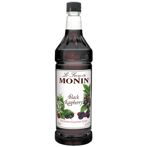 Black Raspberry Syrup - 1 Liter