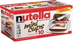 Nutella Hazelnut Spread Mini Cups - 5.2 Oz.