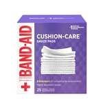 Johnson and Johnson BandAid First Aid Gauze Pads - 2 in. x 2 in.