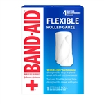 Johnson and Johnson First Aid Rolled Gauze - 2 in. x 2.5 Yards