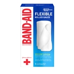 Johnson and Johnson First Aid Rolled Gauze - 3 in. x 2.5 Yards
