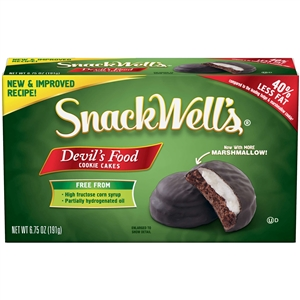 Snackwells Devils Food Cookies - 6.75 oz.