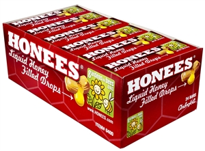 Honees Honey Filled Drops - 1.6 oz.