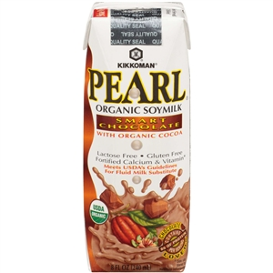 Pearl Organic Soymilk Smart Chocolate - 8 Fl.oz.