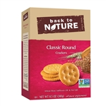 Classic Rounds Crackers - 8.5 oz.