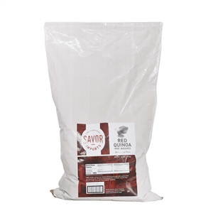 Savor Red Quinoa - 25 Lb.