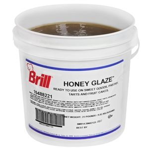 Honey Glaze - 21 Pound