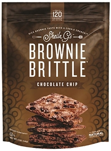 Sheila Gs Brownie Brittle Chocolate Chip - 5 oz.