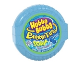 Hubba Bubba Bubble Gum Tape Sour Blue Raspberry - 2 Oz.