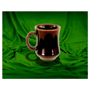 Carmel Bell Shaped Mug - 7.5 oz.