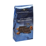 Chocolate Squares Dark And Caramel Sea Salt - 5.32 Oz.