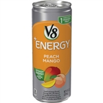 Fusion Beverage Peach Mango - 8 Oz.